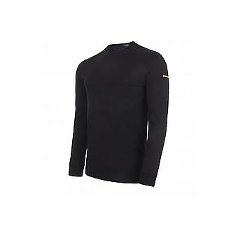 DSQUARED2 Basic Musta Pitkähihainen T-paita