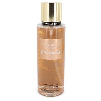 Victoria's Secret Bare Vanilla by Victoria's Secret Fragrance Mist Spray 8.4 oz