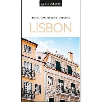 DK Eyewitness Lisbon Travel Guide