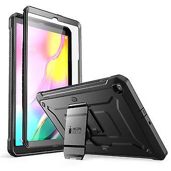 Galaxy Tab A 10.1 inch Unicorn Beetle Pro Full-Body Case (Black)