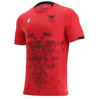 2021-2022 Albania Home Shirt