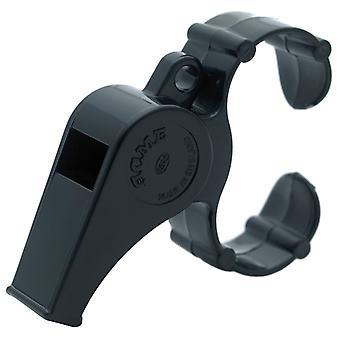Acme Thunderer Black Plastic Finger Whistle