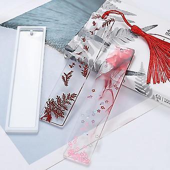 Diy Rectangular Bookmark Silicone Molds