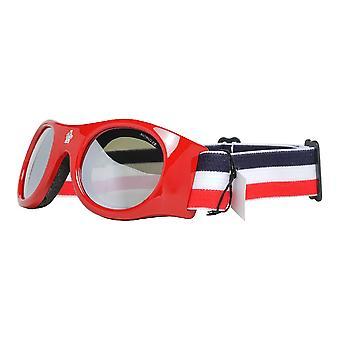 Unisex Sunglasses Moncler ML0051-68C Red (55 mm)