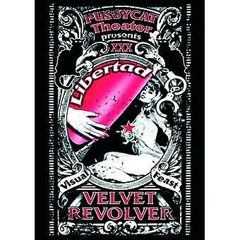 Velvet Revolver - Libertad Postcard