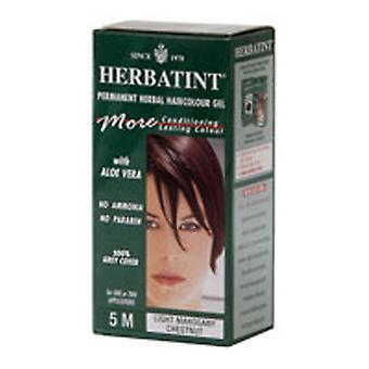 Herbatint Herbatint Permanent Light Mahogany Chestnut (5m), 4 Oz