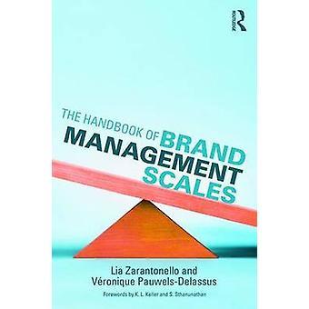 Manuale delle scale di brand management di Lia
