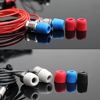 Vervangende hoofdtelefoon oortelefoon zacht schuim spons oorkussen cover oordopje