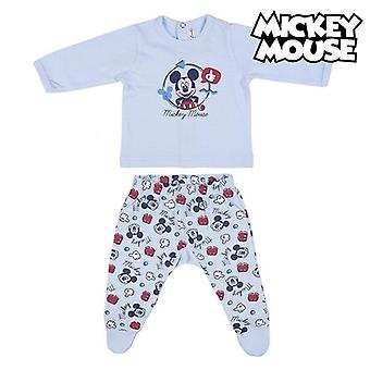 Set of clothes Mickey Mouse Blue