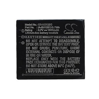 Cameron Sino Bh125C Battery Replacement For Samsung Camera