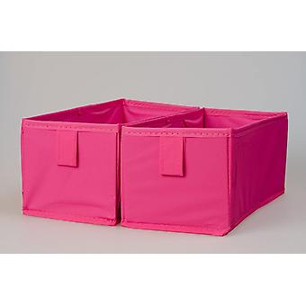 Jocca Drawers Storage Box Fits 10 Shelf , Set of 2
