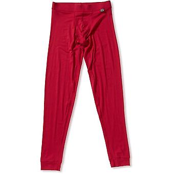 Hom Business Warm Inners Long Johns  Red Size 34