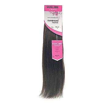 "Hair extensions Extensions European Weave Diamond Girl 18"" Nº 2"