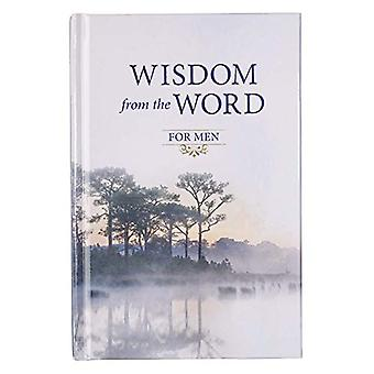 Gift Book Wisdom from the Word for Men Hc