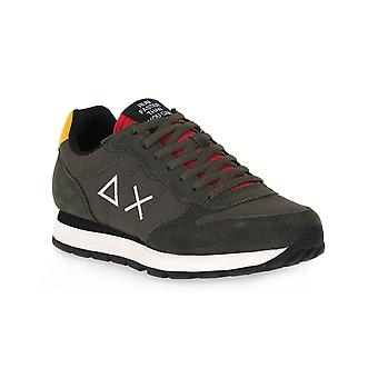 Sun68 74 tom solid nylon sneakers fashion