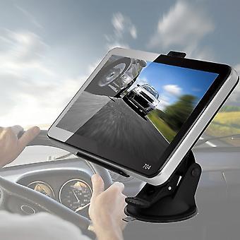 7'' Car Truck Gps Navigácia + bezdrôtová zadná kamera Bluetooth 4gb Nás Mapa