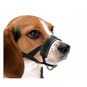 שומר לוע עדין לכלבים מונע נשיכה