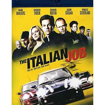 Importazione USA Italian Job [BLU-RAY]
