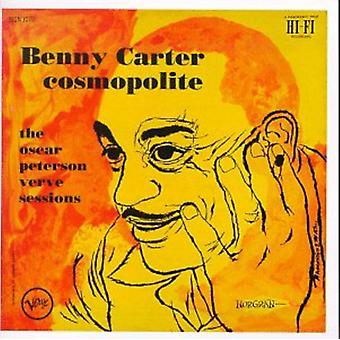 Benny Carter - Cosmopolite-Oscar Peterson Ve [CD] USA import