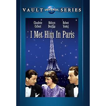 Jeg mødte ham i Paris [DVD] USA import