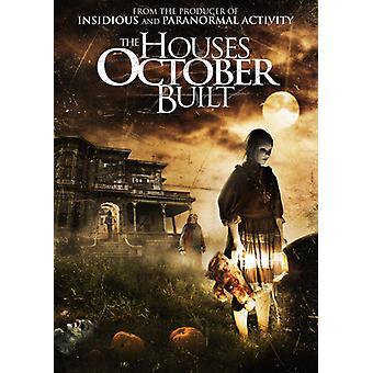Importer des maisons USA octobre construit [DVD]
