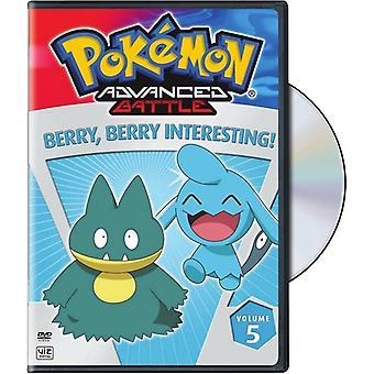 Bataille de Pokemon Advance: Vol. 5-Berry Berry intéressant [DVD] USA import