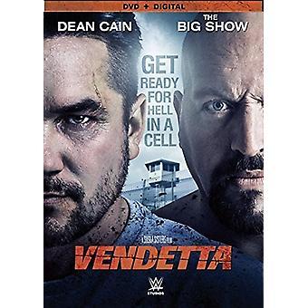 Vendetta [DVD] USA import