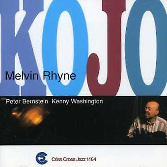 Melvin Rhyne - Kojo [CD] USA import