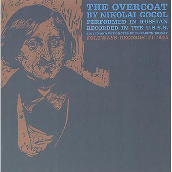 Maksim Shtraukh - Overcoat: By Nikolai Gogol-Performed in Russian [CD] USA import