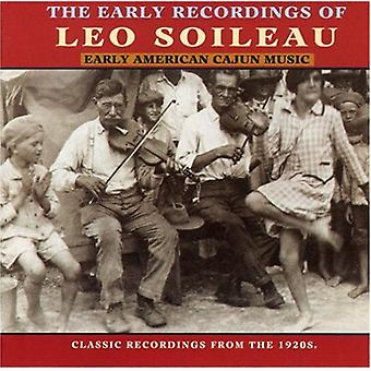 Leo Soileau - Early Recordings of Leo [CD] USA import