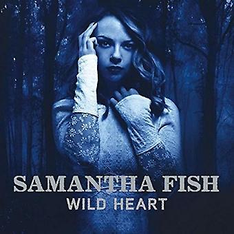 Smanatha Fish - Wild Heart [CD] USA import
