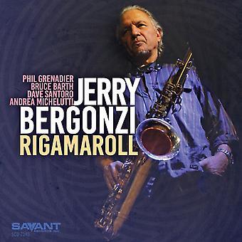 Jerry Bergonzi - Rigamaroll [CD] USA import