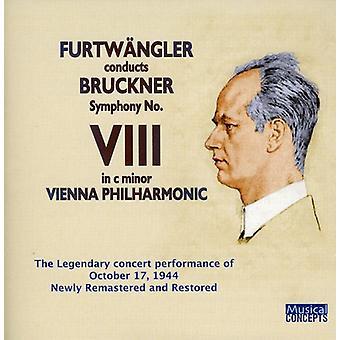 A. Bruckner - Bruckner: Symphonie n ° 8 [CD] USA import
