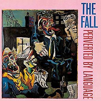 Fall - vääristynyt kieli [CD] USA tuonti