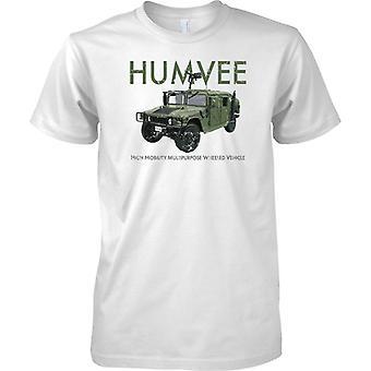 HUMVEE hohe Mobilität Mehrzweck-Fahrzeug - US-Militär - Kinder T Shirt