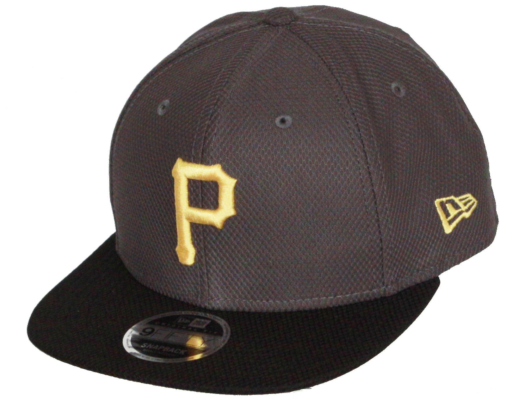New Era Diamond Pop 9Fifty Cap ~ Pittsburgh Pirates