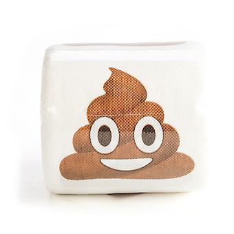 Carta igienica di Poo sorridente Koolface