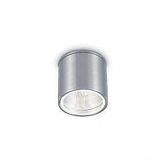 Ideal Lux Gun Outdoor Surface Mounted Downlight, Aluminium GU10