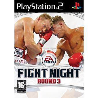 Fight Night Round 3 (PS2) - New Factory Sealed