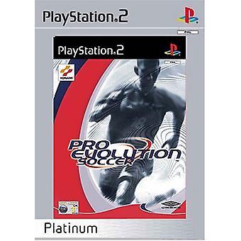 Pro Evolution Soccer Platinum-ny
