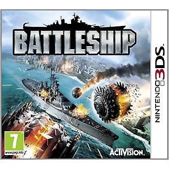 Battleship (Nintendo 3DS) - New