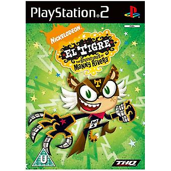 El Tigre (PS2)-in de fabriek verzegeld
