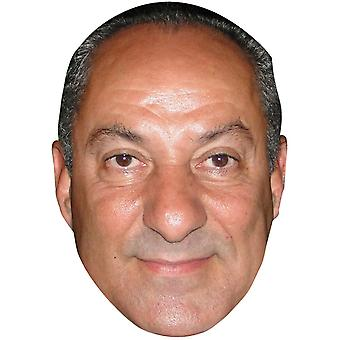 Ossie Ardiles Mask