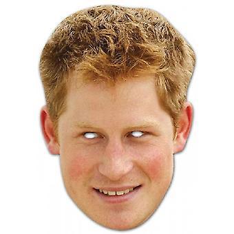Union Jack máscara Príncipe Harry