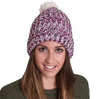 Mirada al aire libre mujeres/damas Balintore Pom Pom esquí sombrero hecho punto