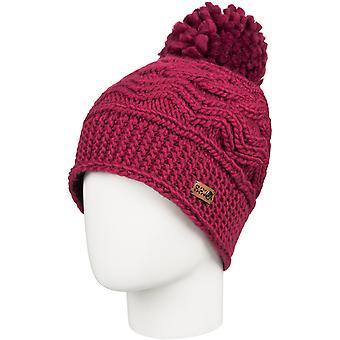 ロキシー レディース冬 Pom Pom 暖かい冬スキー ビーニー帽子