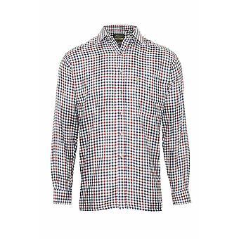 Champion Mens Country York Casual Long Sleeve Shirt