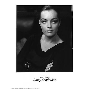 Romy Schneider Poster Print par Jean Gaumy (12 x 16)