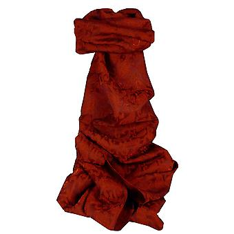 Vietnamese Silk Scarf Reversible Hoi-An Vinh Ruby by Pashmina & Silk