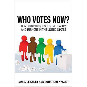 ¿Que vota ahora? -Demografía - problemas - desigualdad - y participación en t